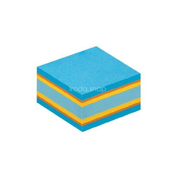 Post-it 2030-BA Öntapadó jegyzetkocka 76 × 76 mm, 450 lap, kiegyensúlyozott színek