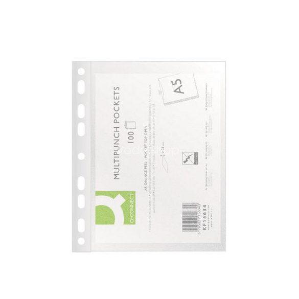 Genotherm A/5 lef. 23782   40mn narancsos Q-Connect KF15634
