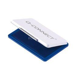 Bélyegzőpárna Q-Connect kék