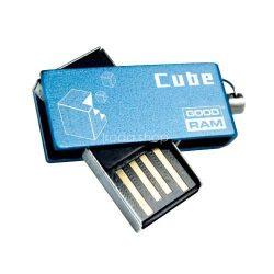 """USB drive GOODRAM """"Cube"""" USB 2.0 16GB kék"""