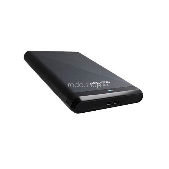 """HDD ADATA 2,5"""" 1TB USB 3.0 HV100 fekete"""