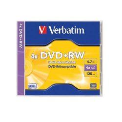 DVD+RW Verbatim 4,7GB 4x 43229