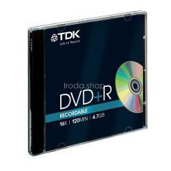 DVD+R TDK 4,7GB 16x