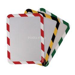 Mágneses tasak A/4 2db/csomag Magneto Safety sárga