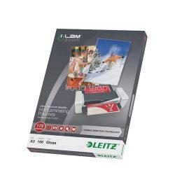 Lamináló fólia A/3 meleg UDT STANDARD 175 mikron, 100db/cs 74900000