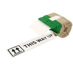 Címke etikett ICON, folyamatos, 88mm , öntapadós papír 70030001