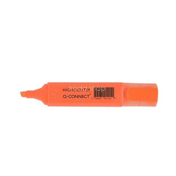Szövegkiemelő Q-Connect narancssárga