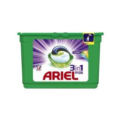 Ariel mosókapszula 14db Color&Style