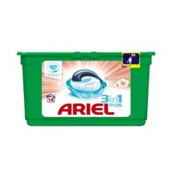 Ariel mosókapszula 14db Sensitive