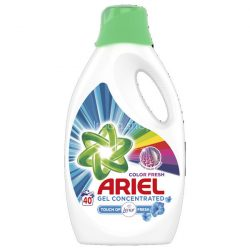 Ariel folyékony mosószer 2,2 l Touch of Lenor Color (40mosás)