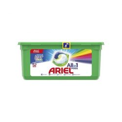 Ariel mosókapszula 26db Touch of Lenor Color 3in1