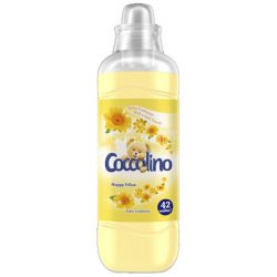 COCCOLINO öblítőkoncentrátum 1050 ml Happy Yellow